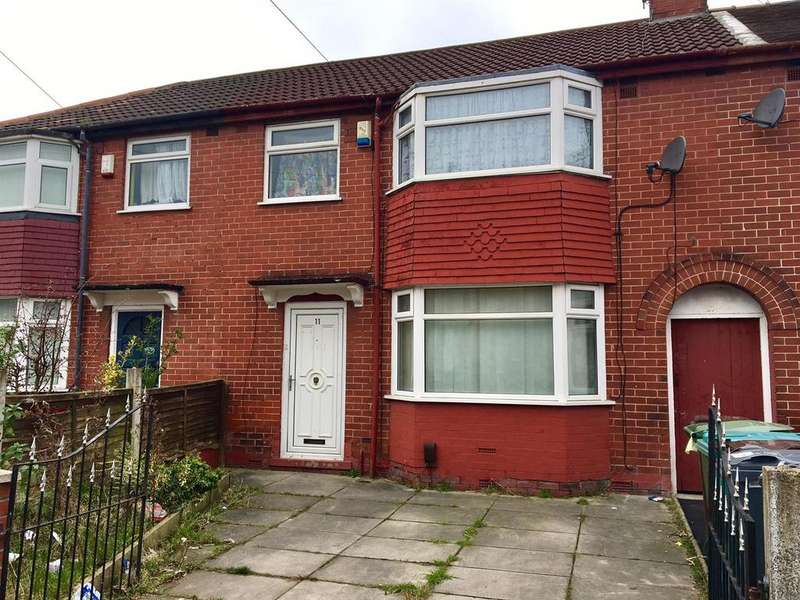 3 Bedrooms Semi Detached House for sale in Seddon Avenue, Manchester