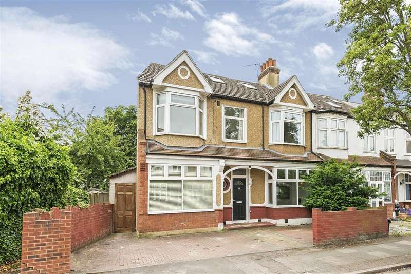 6 Bedrooms Semi Detached House for sale in Abbott Avenue, Wimbledon