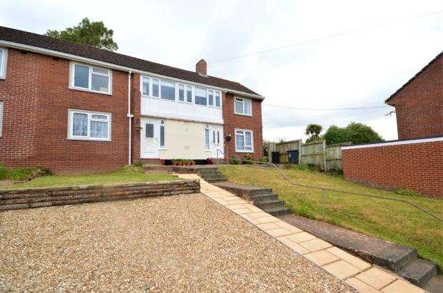 2 Bedrooms Flat for sale in Margaret Road, Stoke Hill, Exeter, Devon