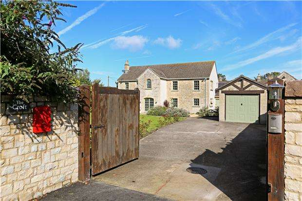 4 Bedrooms Detached House for sale in Bath Road, Wick, BS30 5RL