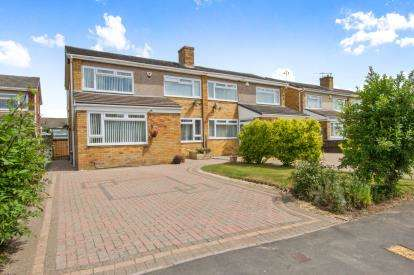 4 Bedrooms Semi Detached House for sale in Rookery Way, Whitchurch, Bristol, .