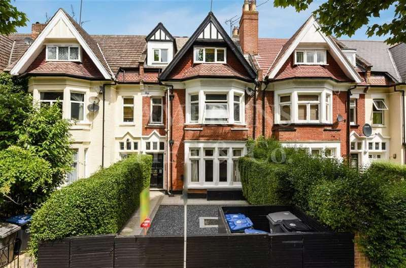 2 Bedrooms Apartment Flat for sale in Blenheim Gardens, Willesden Green, London, NW2