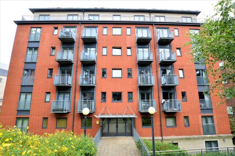 2 Bedrooms Apartment Flat for sale in Rouen Road, City Centre