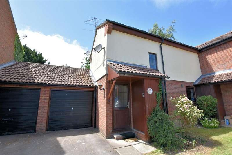2 Bedrooms Semi Detached House for sale in Woodfield Way, Theale, Reading