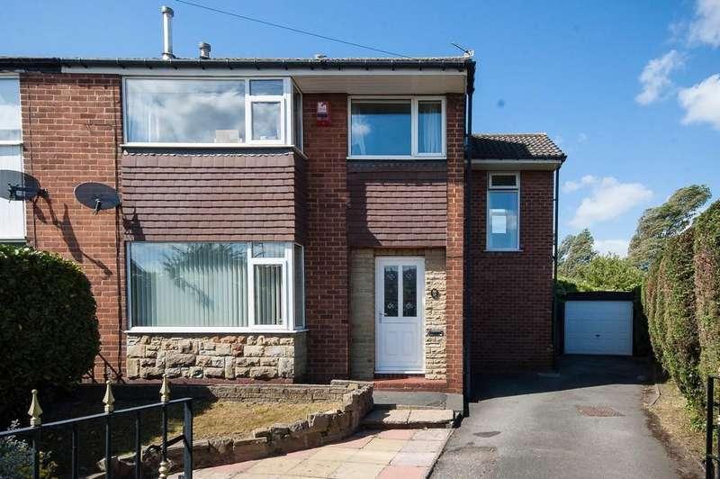4 Bedrooms Semi Detached House for sale in Greatfield Road, Ossett