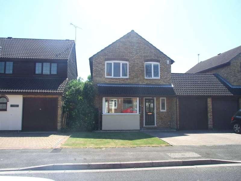 4 Bedrooms Detached House for sale in Turnstone Close, Winnersh, Wokingham, Berkshire, RG41