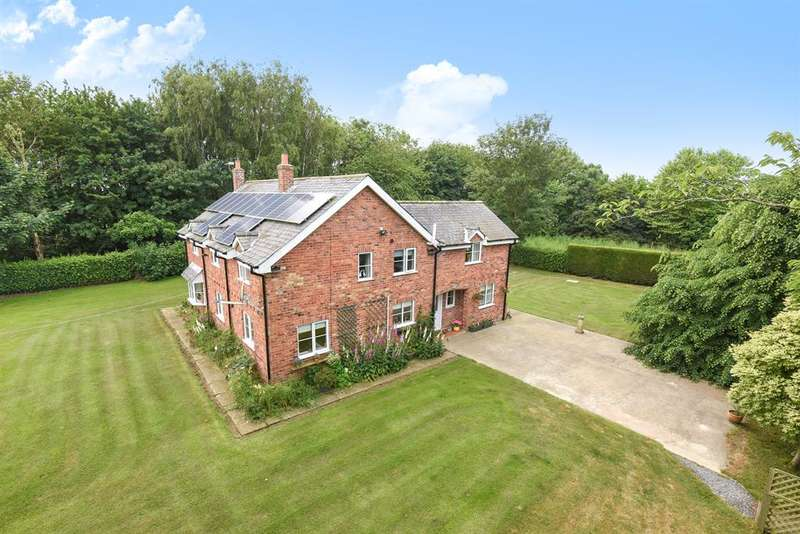 5 Bedrooms Detached House for sale in Everingham, York, YO42 4LQ
