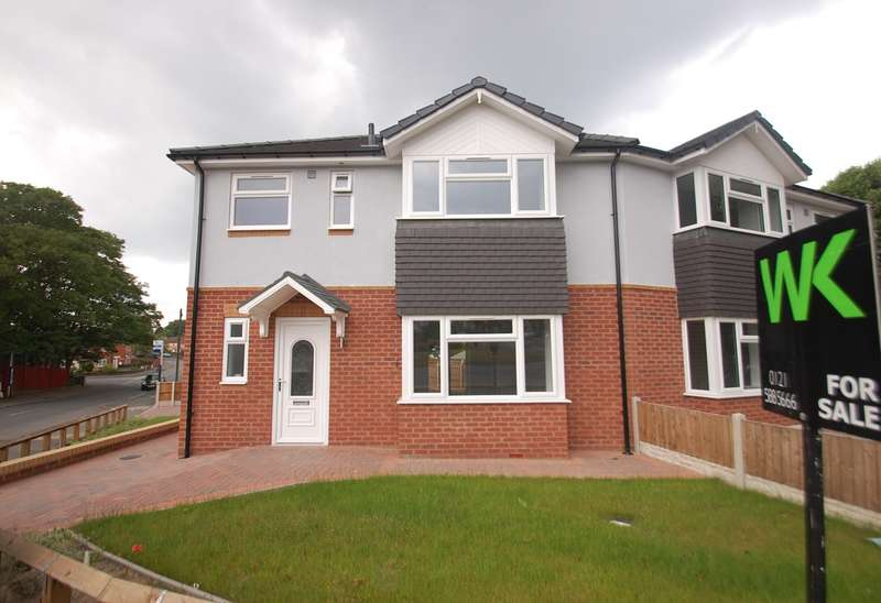 3 Bedrooms Semi Detached House for sale in Hydes Road, West Bromwich, West Midlands, B71