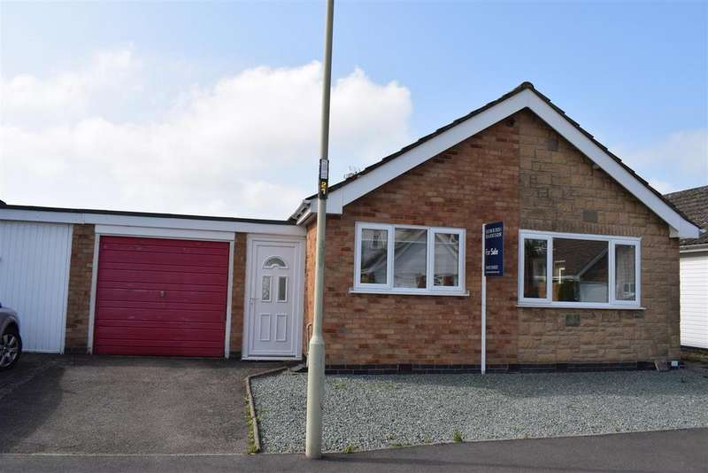 3 Bedrooms Detached Bungalow for sale in Greenacres Drive, Lutterworth