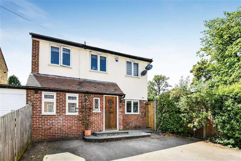 3 Bedrooms Detached House for sale in York Road, New Barnet, Hertfordshire