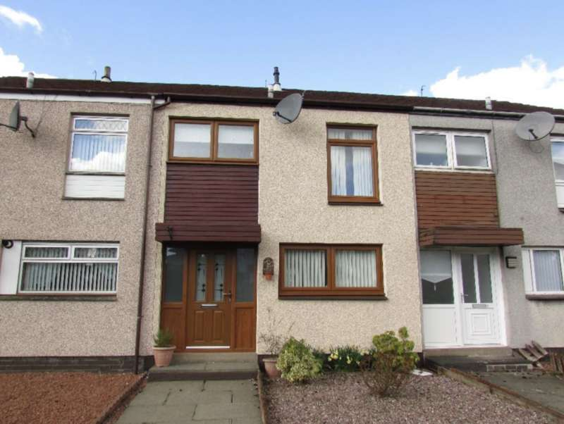 2 Bedrooms Terraced House for sale in Ballantine Court, Cumnock KA18