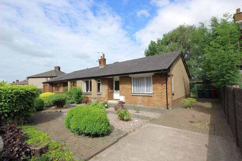 2 Bedrooms Semi Detached Bungalow for sale in Henthorn Road, Clitheroe