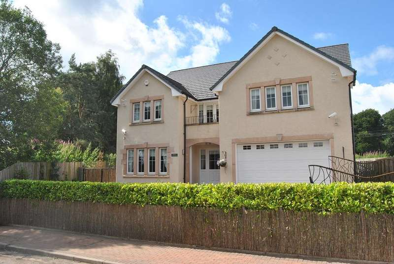 5 Bedrooms Detached House for sale in Whitelees Drive, Lanark ML11