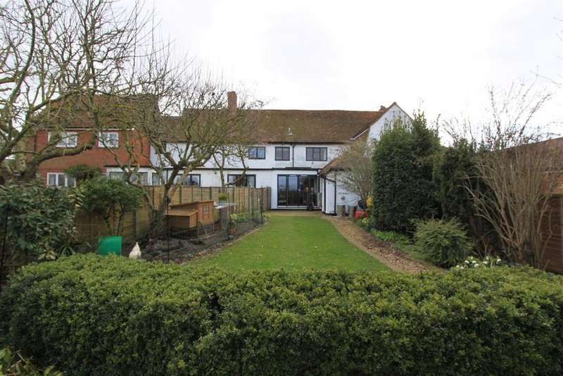 3 Bedrooms End Of Terrace House for sale in Bayford Green, Bayford, HERTFORD