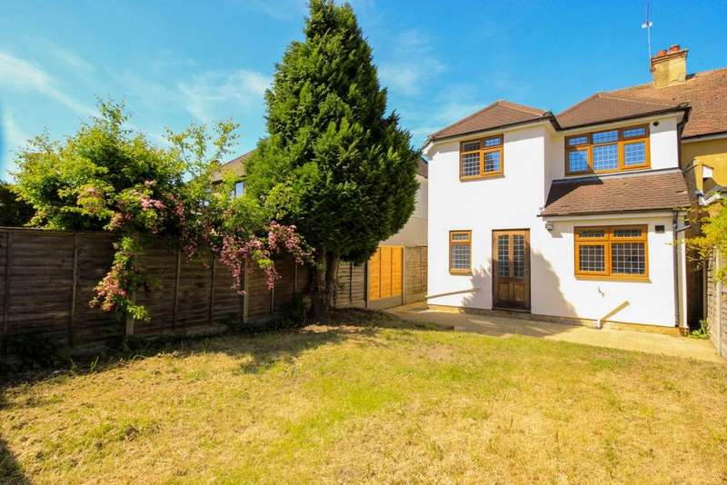 4 Bedrooms Semi Detached House for sale in Orchard Square, Broxbourne, EN10
