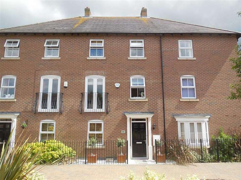 4 Bedrooms Town House for sale in Montgomery Road, Earl Shilton