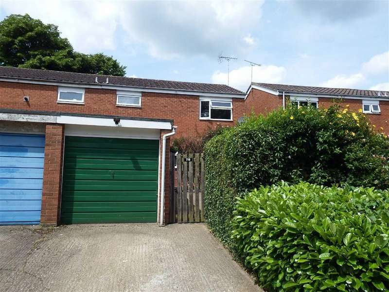 3 Bedrooms Semi Detached House for sale in Minehead Way, Stevenage, Hertfordshire, SG1