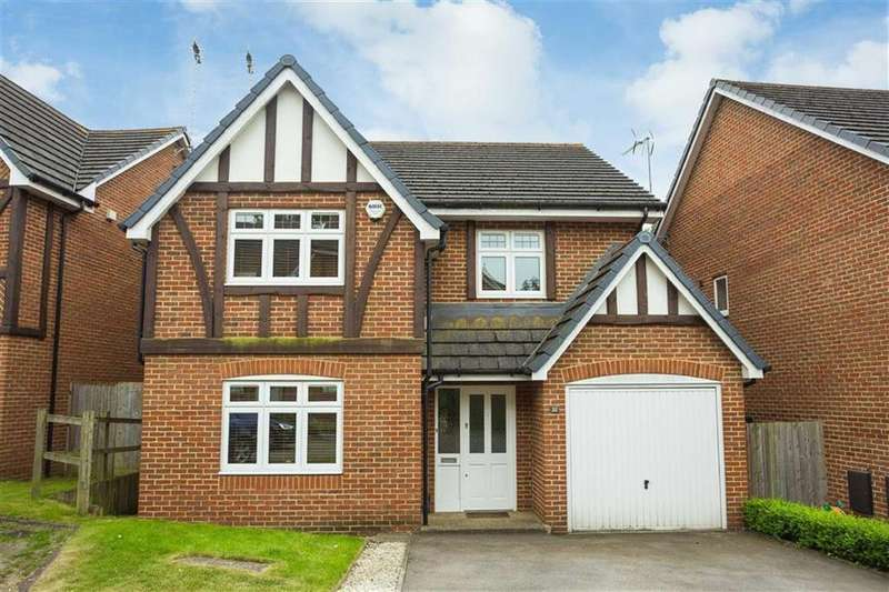5 Bedrooms Detached House for sale in Anthorne Close, Potters Bar, Hertfordshire