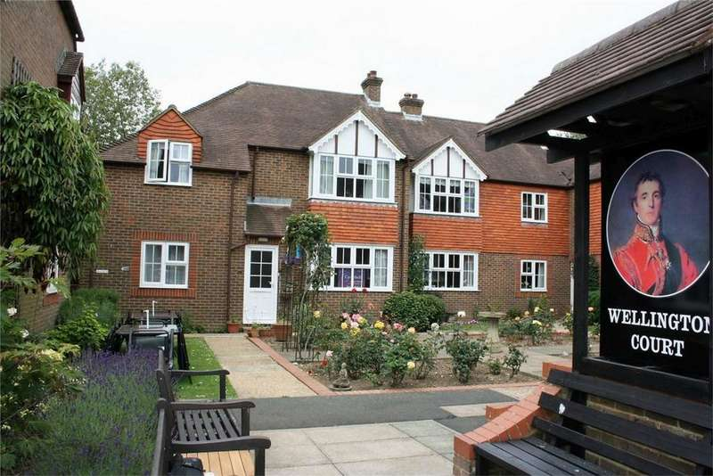 1 Bedroom Retirement Property for sale in Rue de Bayeux, BATTLE, East Sussex