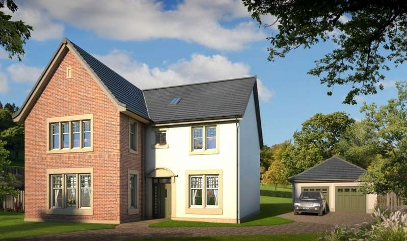 5 Bedrooms Detached House for sale in Ranfurly View Clevans Road, Bridge of Weir, PA11 3HW