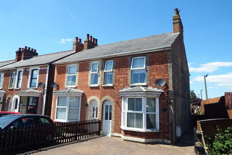 3 Bedrooms Semi Detached House for sale in Station Road, Long Sutton , PE12