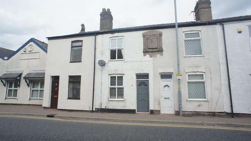 2 Bedrooms Terraced House for sale in Knutsford Road, Warrington