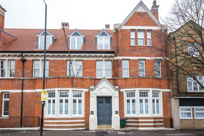 3 Bedrooms Apartment Flat for sale in Peel Mansions, East Finchley, London, N2