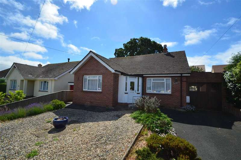 3 Bedrooms Bungalow for sale in Fairlea Road, Dawlish