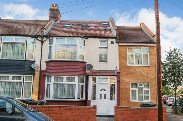 5 Bedrooms End Of Terrace House for sale in Higham Road, London