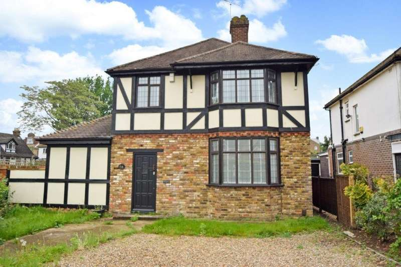 3 Bedrooms Detached House for sale in Lower Cippenham Lane, Cippenham, SL1
