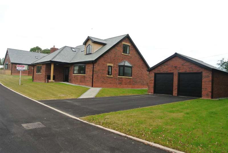 4 Bedrooms Detached House for sale in Meadow Close, Thornton-Cleveleys
