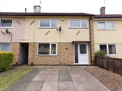 3 Bedrooms Terraced House for sale in Cotley Road, Mowmacre Hill, Leicester, Leicestershire