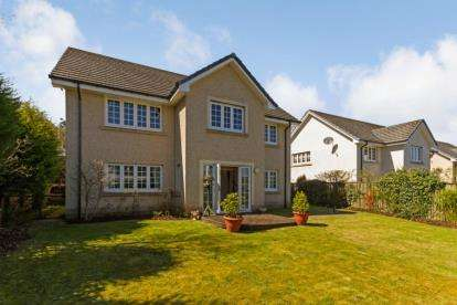 4 Bedrooms Detached House for sale in Mary Slessor Wynd, Rutherglen, Glasgow, South Lanarkshire