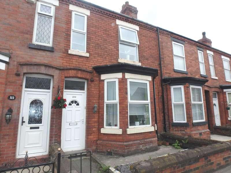 3 Bedrooms Terraced House for sale in Lovely Lane, Warrington