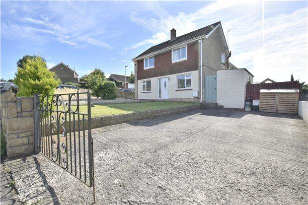 3 Bedrooms Semi Detached House for sale in Boyd Close, Wick, BS30 5PH