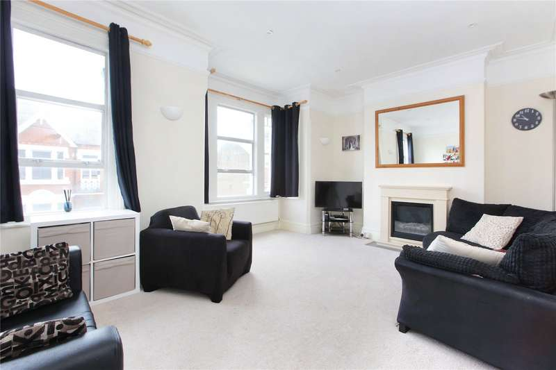 4 Bedrooms Maisonette Flat for sale in Stapleton Road, Tooting Bec, London, SW17