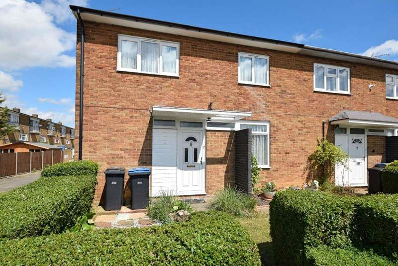 3 Bedrooms End Of Terrace House for sale in Little Brays, Harlow, Essex, CM18 6EU