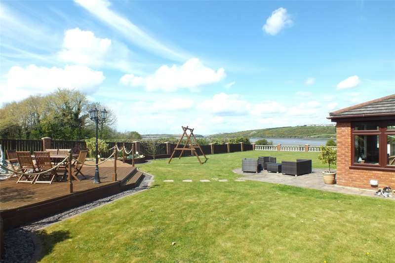 4 Bedrooms Detached House for sale in Linwood, Bentlass, Hundleton, Pembroke
