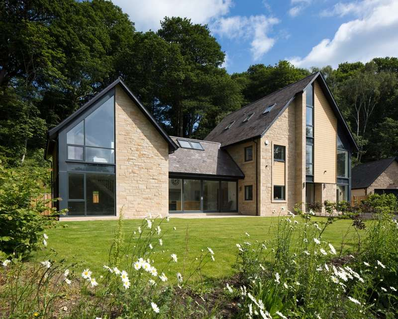 5 Bedrooms Detached House for sale in Marchburn Lane, Riding Mill