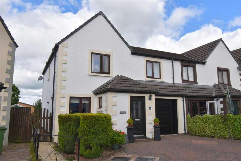 4 Bedrooms Semi Detached House for sale in Greystoke Park Avenue, Penrith