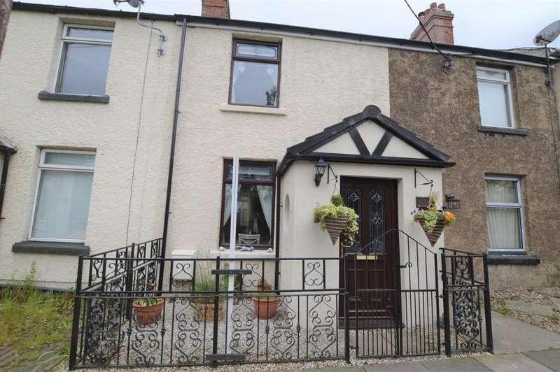 2 Bedrooms Terraced House for sale in Bradley Cottages, Consett