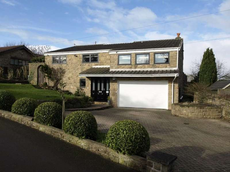 4 Bedrooms Detached House for sale in Barugh Lane, Barugh Green
