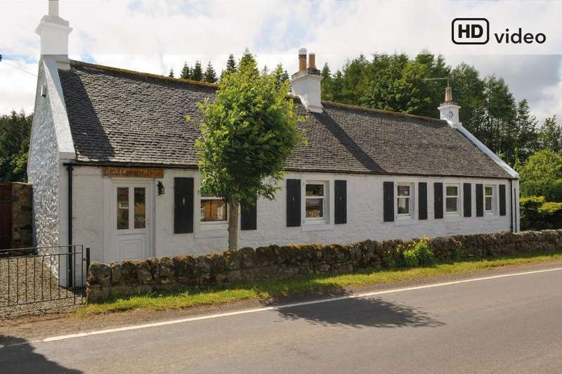 3 Bedrooms Cottage House for sale in Neuk O'Hedge, West Plean, Plean, Stirling, FK7 8AS