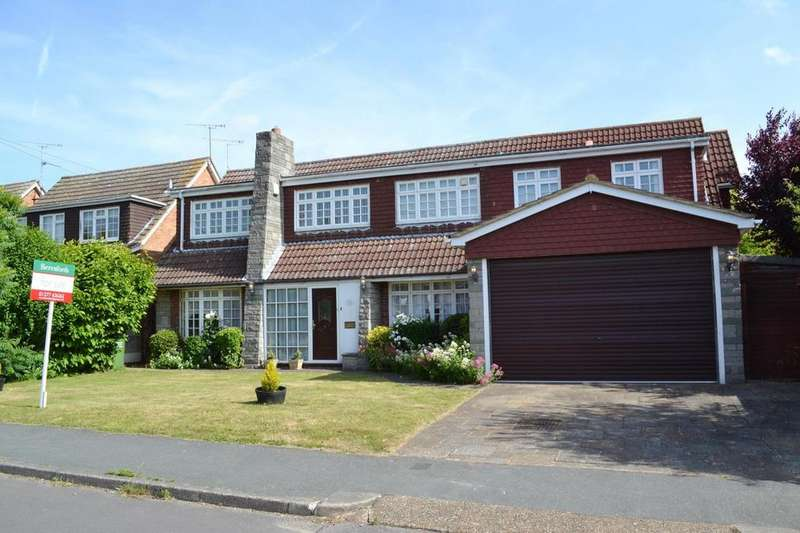 5 Bedrooms Detached House for sale in Norsey View Drive, Billericay, Essex, CM12
