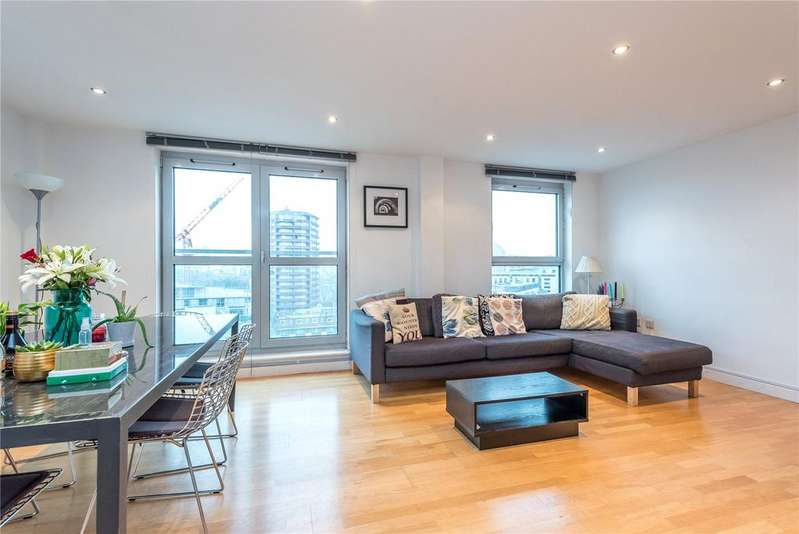 3 Bedrooms Apartment Flat for sale in Balmes Road, Islington, N1