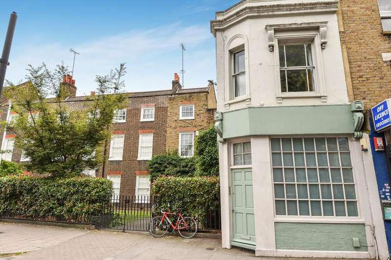 2 Bedrooms End Of Terrace House for sale in Kennington Lane, SE11