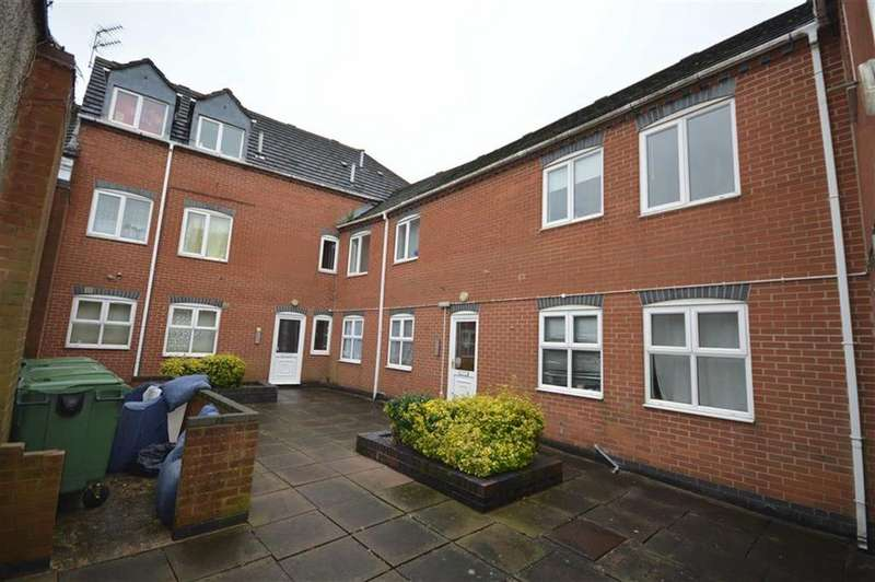 1 Bedroom Apartment Flat for sale in The Birches, Barwell, Leicestershire