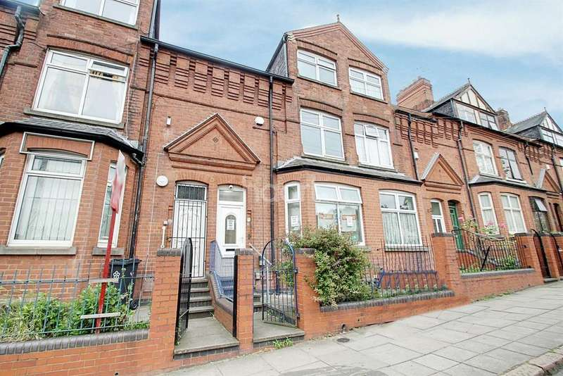 5 Bedrooms Terraced House for sale in Melbourne road, Highfields, Leicester
