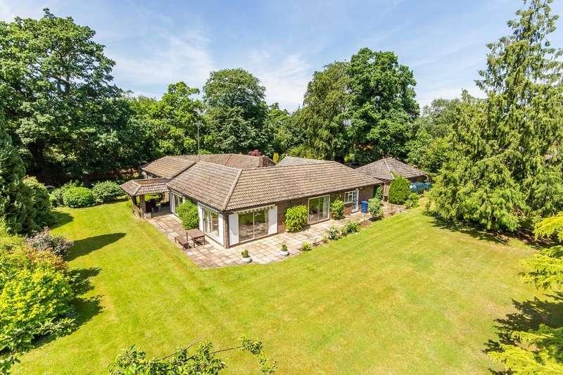 5 Bedrooms Detached Bungalow for sale in Little Abington, Cambridge