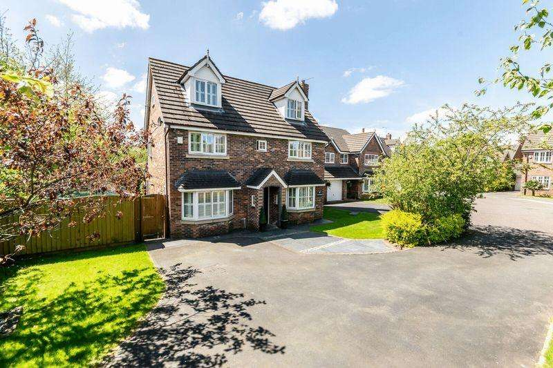 4 Bedrooms Detached House for sale in Heatherleigh, St. Helens